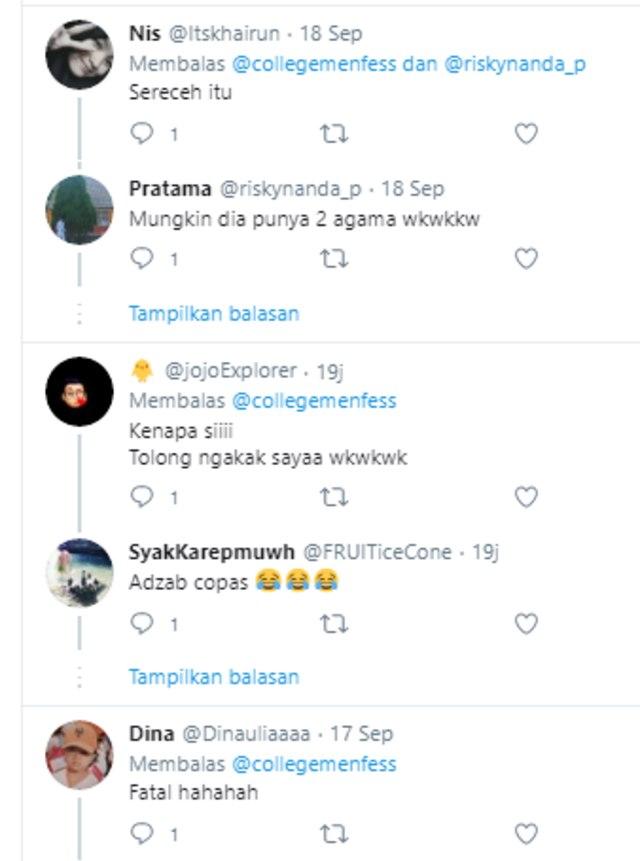 Lupa Edit saat Copas Prakata Skripsi, Netizen Ini Bikin Ngakak Warganet (36344)