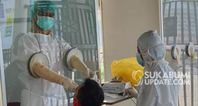 GTPP Sukabumi Temukan 2 Guru Positif COVID-19 (35301)