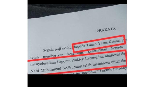 Lupa Edit saat Copas Prakata Skripsi, Netizen Ini Bikin Ngakak Warganet (36343)
