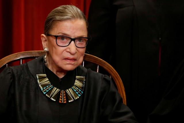 Hakim Agung AS Ruth Bader Ginsburg Meninggal, Ini 6 Fakta Seputar Kehidupannya (18199)