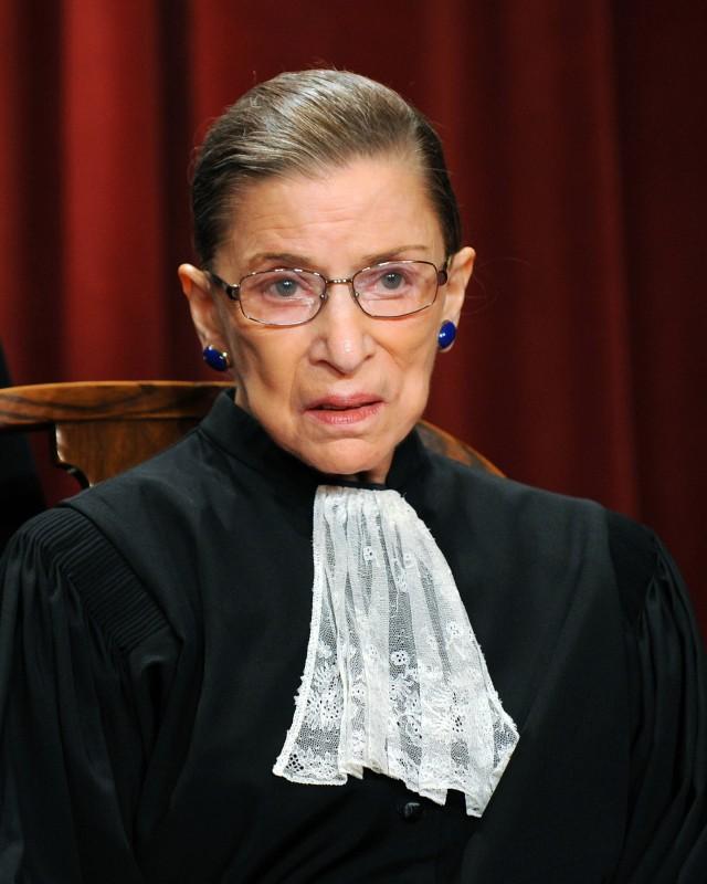 Hakim Agung AS Ruth Bader Ginsburg Meninggal, Ini 6 Fakta Seputar Kehidupannya (18200)