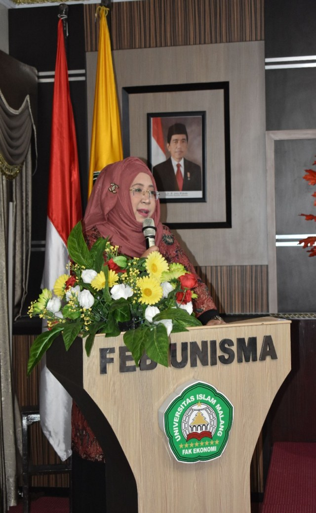 Dekan FEB Unisma: Islamic Sociopreneur Sesuai dengan Masyarakat Indonesia (28598)