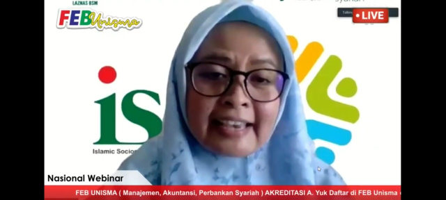 Dekan FEB Unisma: Islamic Sociopreneur Sesuai dengan Masyarakat Indonesia (28599)