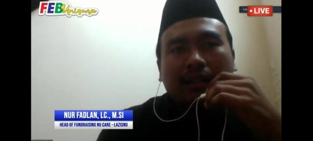Dekan FEB Unisma: Islamic Sociopreneur Sesuai dengan Masyarakat Indonesia (28601)