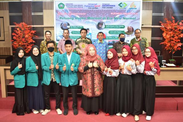 Dekan FEB Unisma: Islamic Sociopreneur Sesuai dengan Masyarakat Indonesia (28602)
