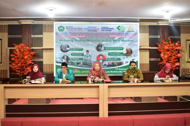 Dekan FEB Unisma: Islamic Sociopreneur Sesuai dengan Masyarakat Indonesia (28603)