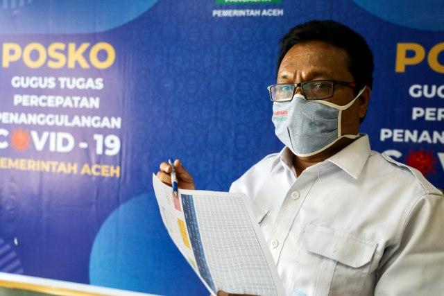 Istilah ODP, PDP dan OTG COVID-19 di Aceh Mulai Diganti, Ini Penjelasan Satgas (118048)