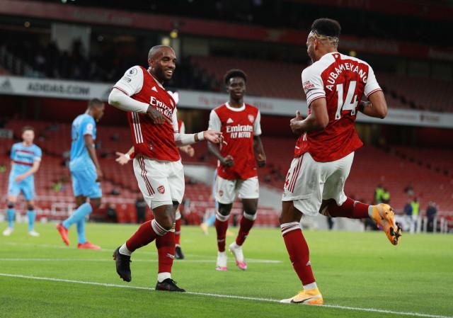 Hasil Liga Inggris Semalam: Arsenal dan Everton Menang, MU Menang(is) (17289)