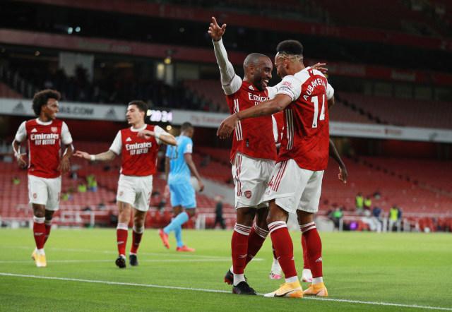 Arsenal vs West Ham: Arteta Sebut The Gunners Beruntung Bisa Menang (135646)