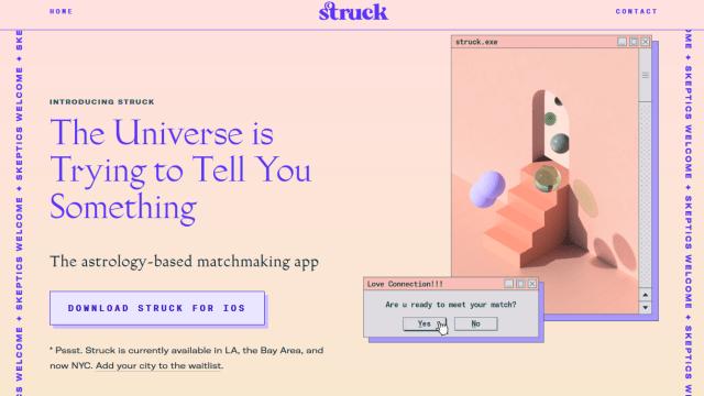 Terobsesi Astrologi, Perempuan Ini Buat Aplikasi Kencan Online Berbasis Zodiak (96472)