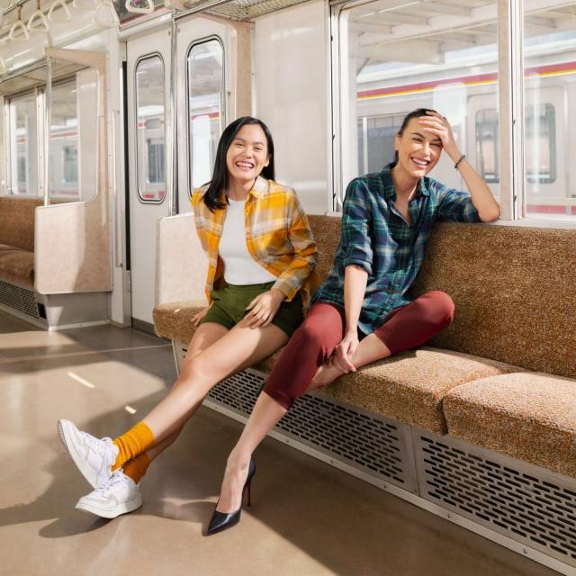 Tips Fashion: 4 Cara Tampil Gaya dengan Padu Padan Kemeja Flanel (1)