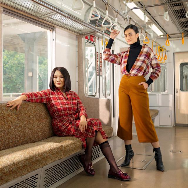 Tips Fashion: 4 Cara Tampil Gaya dengan Padu Padan Kemeja Flanel (2)