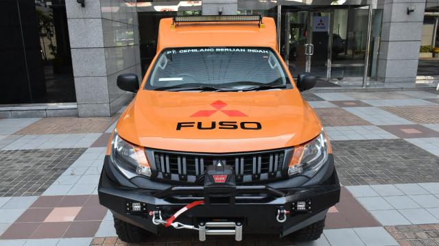 Berita Populer: Bengkel Berjalan Mitsubishi Fuso, Mobil Baru Tak Boleh Digeber (17420)