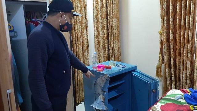 Uang Rp 3 Miliar dan 400 Gram Emas Raib Dibobol Maling di Rumah Warga Donggala (43070)