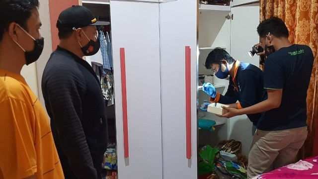 Uang Rp 3 Miliar dan 400 Gram Emas Raib Dibobol Maling di Rumah Warga Donggala (43071)