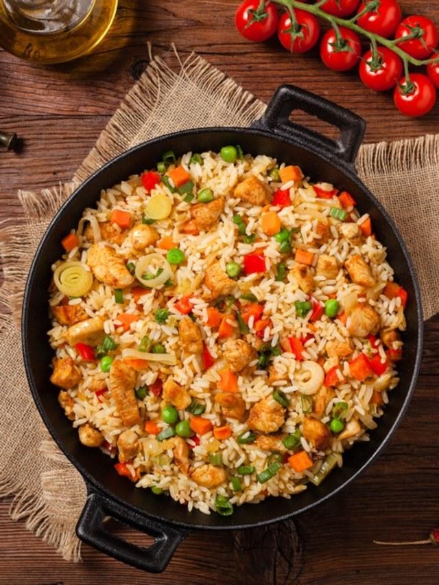 Resep Sarapan Keluarga: Nasi Goreng Oriental yang Gurih dan Lezat (12155)