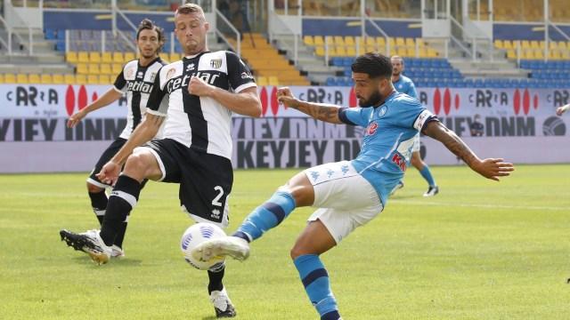 Hasil Lengkap Liga Italia: Napoli dan Juventus Menang, Roma Imbang (97605)
