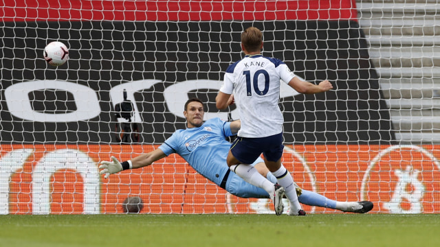 Southampton vs Tottenham Hotspur: 4 Gol Son Heung-min Bawa Spurs Raih Tiga Poin (33329)