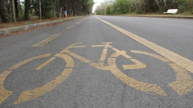 Sebentar Lagi Jalur Khusus Sepeda di Palembang Akan Terealisasi  (19935)