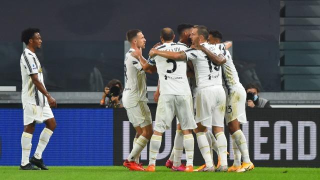 Juventus vs Sampdoria: Bianconeri Menang, Debut Pirlo Berujung Manis  (33588)