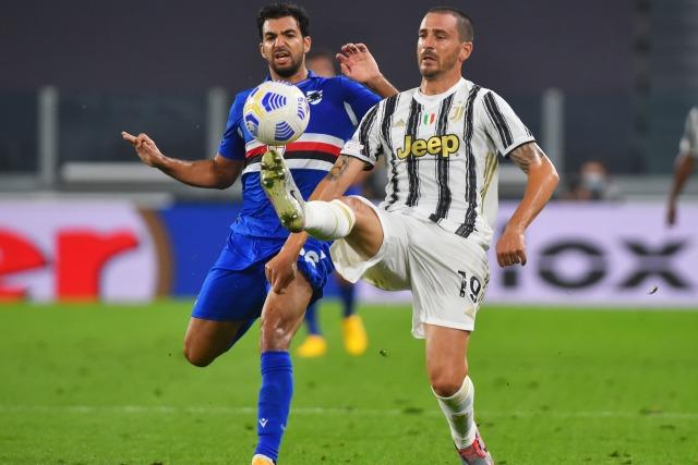 Juventus vs Sampdoria: Bianconeri Menang, Debut Pirlo Berujung Manis  (33589)