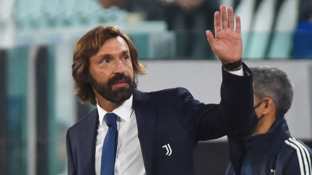Foto: Debut Perdana Pirlo Jadi Pelatih, Juventus Menang (10265)