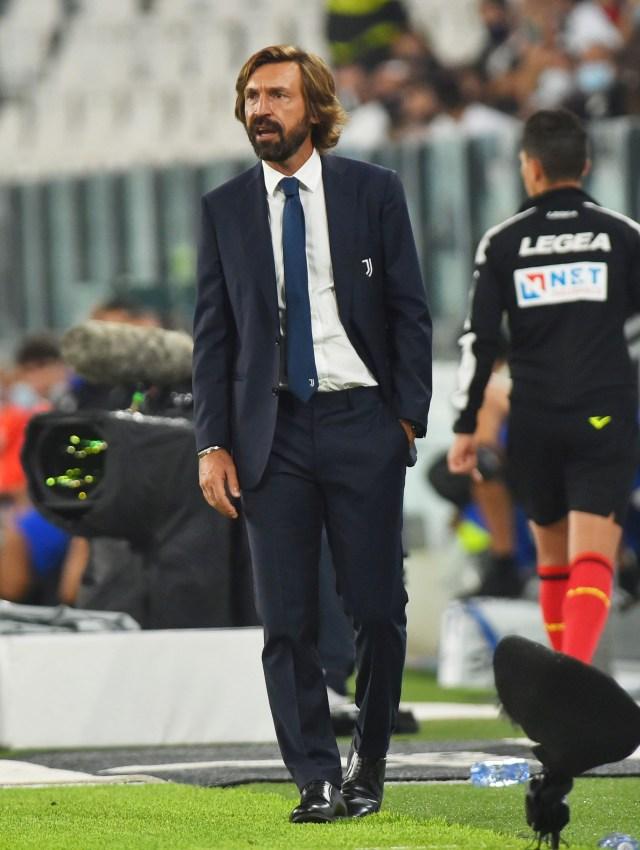 Foto: Debut Perdana Pirlo Jadi Pelatih, Juventus Menang (10264)