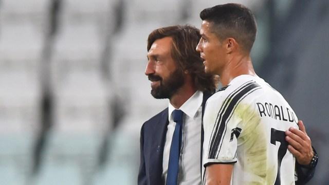Juventus Tanpa Cristiano Ronaldo saat Sambangi Atalanta (115961)