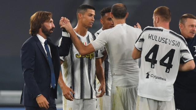 Apa Bedanya Juventus-nya Pirlo dan Juventus-nya Sarri? (10869)