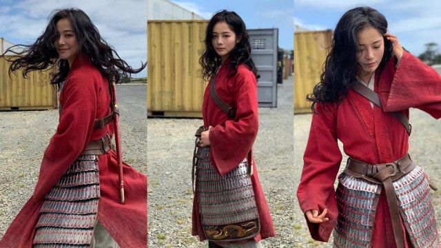 Sosok Stuntwoman Liu Yifei di Film Mulan Sukses Buat Netizen Terpukau (24586)