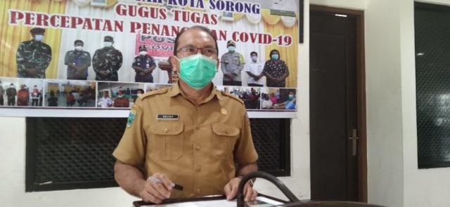 Angka Kasus Capai 642, Kota Sorong Jadi Wilayah Tertinggi Corona di Papua Barat (10344)