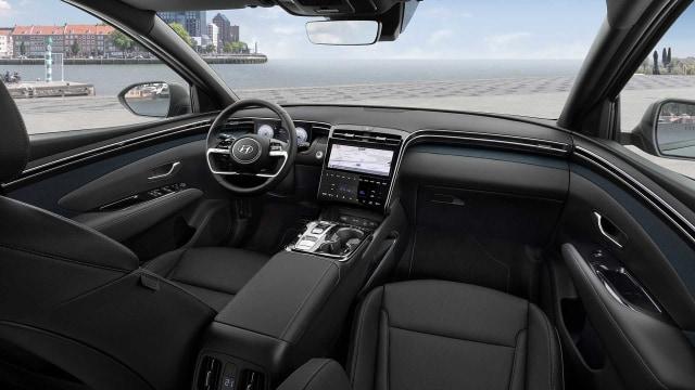 Hyundai Tucson Terbaru Meluncur, Punya Wajah Futuristik (72091)