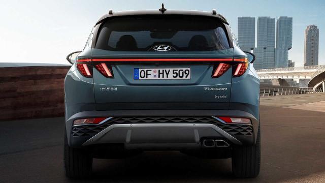 Hyundai Tucson Terbaru Meluncur, Punya Wajah Futuristik (72089)