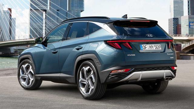Hyundai Tucson Terbaru Meluncur, Punya Wajah Futuristik (72088)