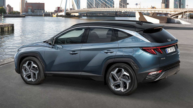 Hyundai Tucson Terbaru Meluncur, Punya Wajah Futuristik (72093)