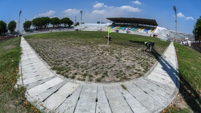 Stadion di Indonesia Masih Urus Rumput, Thailand Sudah Pasang Panel Surya (97197)