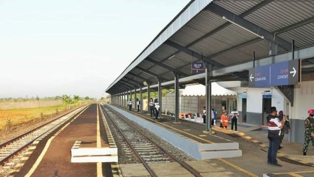 Hindari Macet di Puncak, Kini dari Bogor Bisa ke Bandung Naik Kereta via Cianjur (32449)