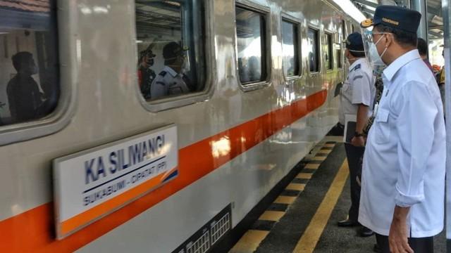 Hindari Macet di Puncak, Kini dari Bogor Bisa ke Bandung Naik Kereta via Cianjur (32448)