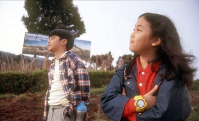 Heboh Sosok Murid Ilegal di Film Petualangan Sherina, Warganet: Baru Ngeh (72765)