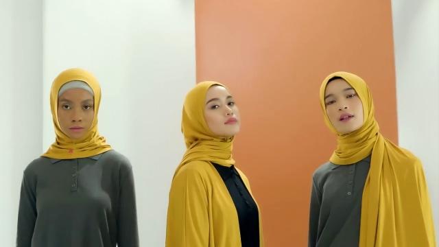 Dauky & Ana Octarina Hadirkan Baju Muslim hingga Hijab untuk Santai di Rumah (23866)
