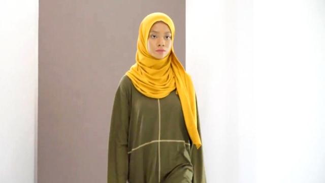 Dauky & Ana Octarina Hadirkan Baju Muslim hingga Hijab untuk Santai di Rumah (23865)