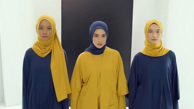 Dauky & Ana Octarina Hadirkan Baju Muslim hingga Hijab untuk Santai di Rumah (23864)