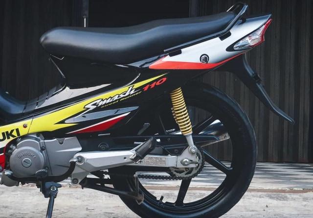 Suzuki Smash 2005 Masih Layak Dibeli di 2020? (219541)