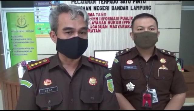 Kejari Bandar Lampung Terima Berkas Tahap 1 Perkara Penusukan Syekh Ali Jaber (27602)