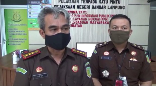 Soal Berkas Kasus Penusukan Syekh Ali, Kajari Bandar Lampung: Segera Dipelajari (44152)