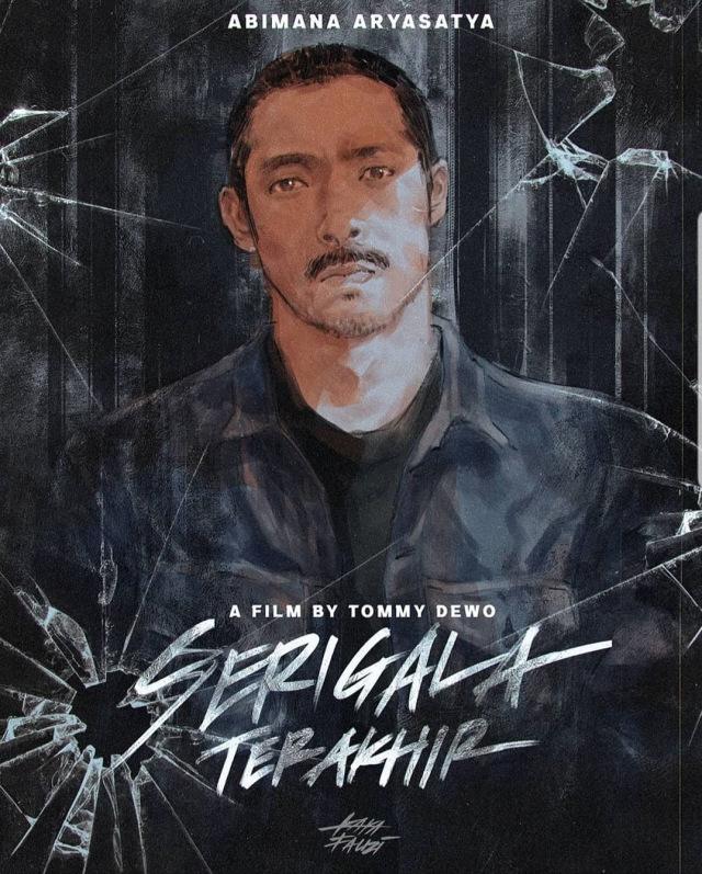 Serigala Terakhir Series Tampilkan Abimana Aryasatya sebagai Pemeran Utama (22270)