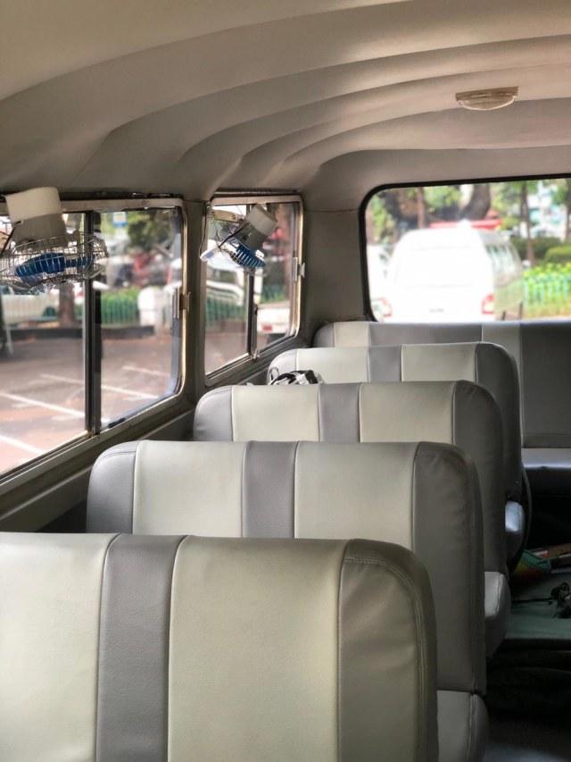Saat Bus Klasik Mercedes-Benz Mejeng di Bursa Mobil Bekas, Berminat? (52915)