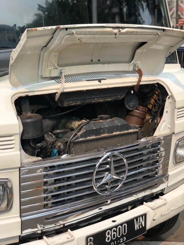 Saat Bus Klasik Mercedes-Benz Mejeng di Bursa Mobil Bekas, Berminat? (126513)