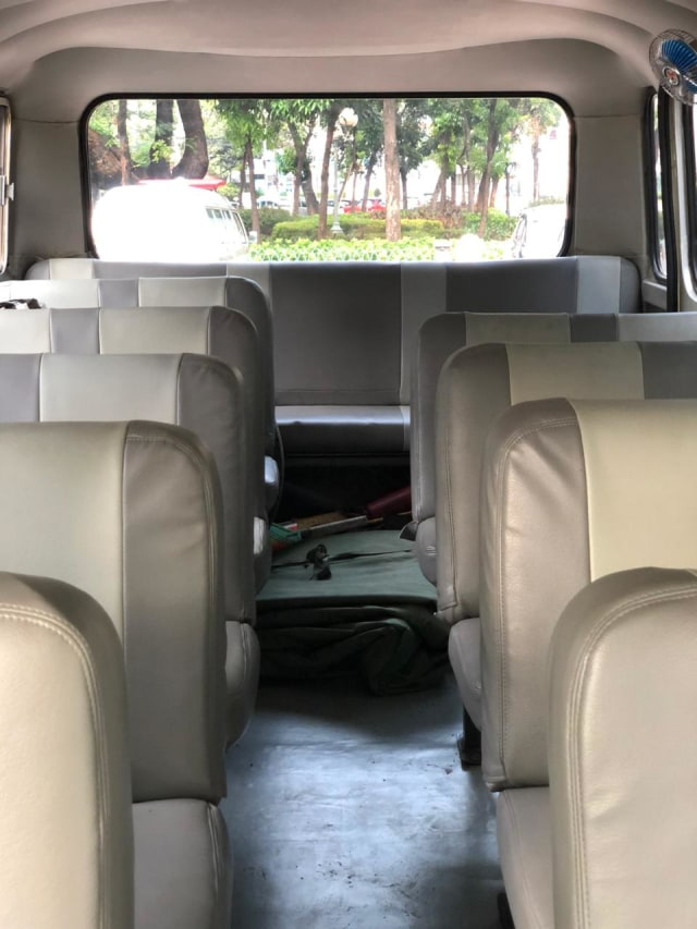 Saat Bus Klasik Mercedes-Benz Mejeng di Bursa Mobil Bekas, Berminat? (126514)