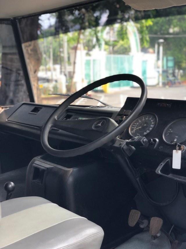 Saat Bus Klasik Mercedes-Benz Mejeng di Bursa Mobil Bekas, Berminat? (52916)